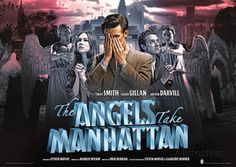 Doctor Who - Angels Of Manhattan Television Poster Masterprint at AllPosters.com