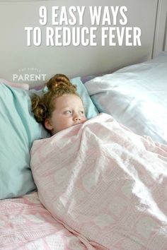 Children Obesity How to Reduce a Fever in Kids Naturally - These 9 easy ways to reduce fever are some that every parent should know! They work in toddlers and even adults! Help everyone feel more comfortable! High Fever Remedies, Home Remedies For Fever, Natural Remedies For Fever, Break A Fever, Bring Down A Fever, Toddler Fever, Kids Fever, High Fever In Children, Child Fever