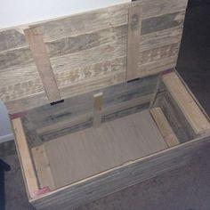 DIY Storage Chest #ryobination
