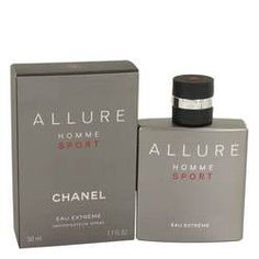 53f32b417da63 Allure Homme Sport Eau Extreme Eau De Toilette Spray By Chanel