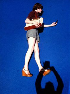 Walking on The Floor: Miranda July