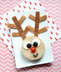 crusty rudolph the red-nosed sandwich ~ Canadian Family
