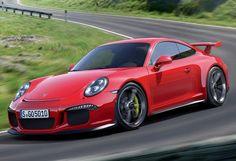 Porsche 911 R to be unveiled at 2016 Geneva Motor Show? Porsche 911 Gt3, Carros Porsche, Porsche Autos, New Porsche, Porsche Cars, Porsche Carrera, Maserati, Ferrari, Lamborghini
