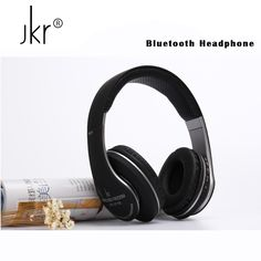 JKR Stereo Auricular Cordless Wireless Blutooth Headphones Bluetooth Earphone For Phone Big Headset Head Casque Audio Kulakl K Signal To Noise Ratio, New Gadgets, Earmuffs, Bluetooth Headphones, Headset, Electronics Gadgets, Free Shipping, Countries