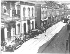 Calle Mayor de Triana. 192-?