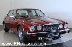 1984 Jaguar, XJ12  25950.00 EUR  Jaguar XJ12 Sovereign H.E. Double-Six Series III 1984 in Topcondition  This is a 1984 Jaguar XJ12 Sovereign from the 3rd generation, delivered in Germany. Optical and technical in topcondition. The dark red metallic paint is a beautiful and very chic combination with the beige leather interior and the marvelous woodparts. The car has the 5345CC, V12, 266 HP and an autom ..  http://www.collectioncar.com/detailed.php?ad=64150&category_id=1