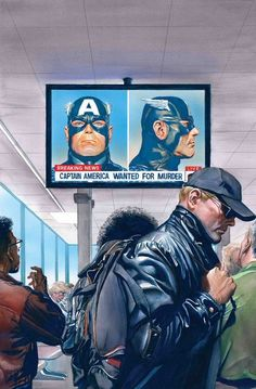Captain America by Alex Ross ross marvel frost four ramos kirby lee deodato surfer bianchi men Marvel Dc Comics, Marvel Art, Marvel Heroes, Marvel Characters, Marvel Avengers, Cosmic Comics, Alex Ross, Comic Book Artists, Comic Artist