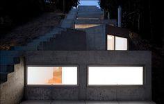 The Tolo House--architect Alvaro Leite Siza