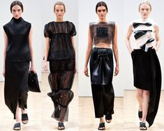 LONDON FASHION WEEK / SPRING SUMMER 2014 / WOMENS READY TO WEAR COLLECTIONS /