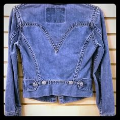 Levi Strauss & Company type 1 extra small jacket Excellent condition ribbed waistline Levi's Jackets & Coats Jean Jackets