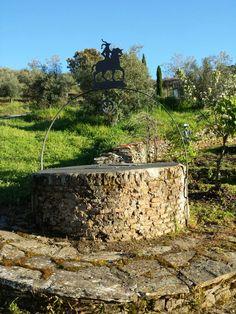7 de abril de 2014.  Pozo artesano. Extremadura.