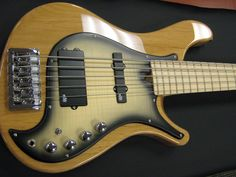 The new Brubaker Brute Series MJX-5 in Natural with the new ALDER body!