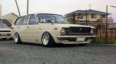 70's Toyota Corolla Wagon