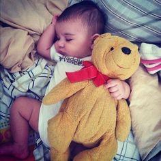 Winnie the Pooh - a BFF