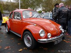 Volkswagen Coccinelle by fangio678, via Flickr