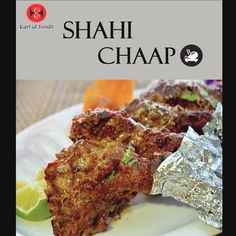 The little joys  of life come in a  Big Bite.... Book Now:-+ 65 6681 6694/+65 6339 3394  #ShahiChaap #EarlOfHindh #Singapore #IndianRestaurant