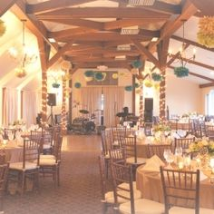 Stunning venue at Castle in the Clouds in New Hampshire