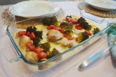 Katrine Stenhjem – Lavkarbo middagstips Mozzarella, Mashed Potatoes, Meat, Chicken, Ethnic Recipes, Food, Whipped Potatoes, Smash Potatoes, Essen