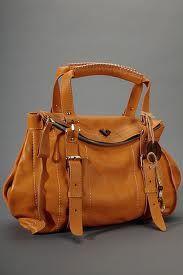 Love it! tangerine leather purse - Google Search