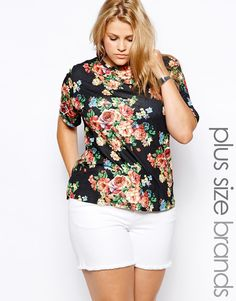 Alice & You - Floral T-Shirt