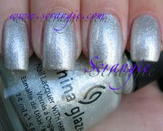 China Glaze in The Ten Man (Wizard of Ooh Ahz Collection)
