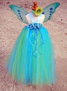 Possible Halloween costume for Ashlyn, my little butterfly.