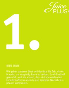 Juice Plus - Mitte Westen - Hessen Center Kassel: Obst, Gemüse und Beeren für Juice Plus werden sonn...
