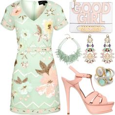 """Good Girl"" by leiastyle on Polyvore"