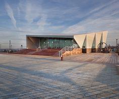 Galeria - Centro Cultural Southend Pier / White Arkitekter + Sprunt - 5
