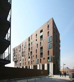 Edilizia Residenziale Convenzionata E Libera, Edificio Per Uffici - Picture gallery