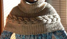 """Tricoter le chauffe épaules de Claire """"A Travers Les Pierres"""", le Blog"""