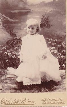 """Little Miss Rippy""  Photograph taken in Seattle, Washington."