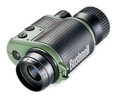 Bushnell Night Watch with Built in Infrared Monocular - http://nightvisiongogglestoday.com/night-vision/night-vision-gear/bushnell-night-watch-with-built-in-infrared-monocular/