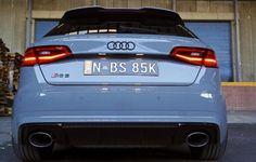 Nardo Grey Audi RS3 Nardo Grey, Audi Rs3, Cars, Motorbikes, Autos, Automobile, Car, Trucks