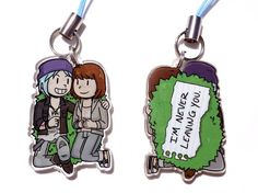 Hey, I found this really awesome Etsy listing at https://www.etsy.com/listing/243477924/pricefield-acrylic-charm-life-is-strange