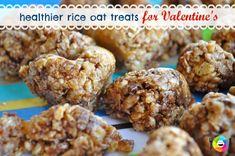 My Merry Messy Life: Healthier Rice and Oats Treats