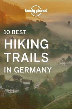 There are over 200,000 kilometers of well-maintained hiking trails in Germany, giving you plenty of places to explore. These 10 best hiking trails in Germany include Bavarian Alps, Black Forest hikes over wooded hill and dale, Rhineland vineyard.