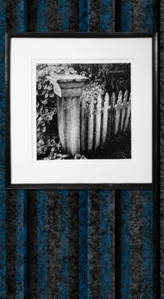 This classic black and white photograph was perfectly accented with a frame from our Eiffel Collection! 🔲 --------- #custom #framing #picture #frame #art #artwork #photography #framed Picture Frame Store, Wendy Davis, Old Photos, Custom Framing, Framed Art, Original Art, Tapestry, Black And White, Classic