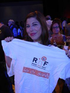 Michela Andreozzi, una ragazza speciale per un festival speciale. Seguiteci e partecipate al www.romawebfest.it
