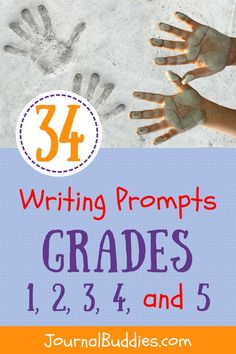Go ahead - write about yourself! These themed writing prompts for 1st to 5th grade students are all centered around the ideas of identity and personality. via @journalbuddies