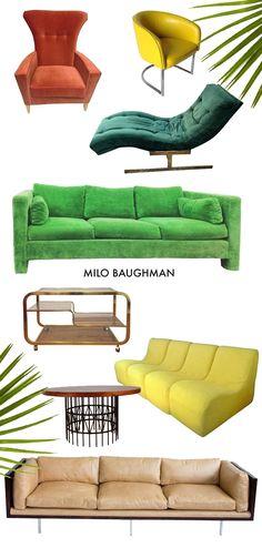 The Birth of California Modern: Milo Baughman
