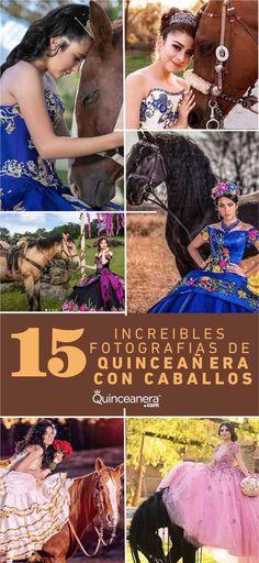 Ya sea que su Quinceañera sea un tema tradicional Charro o si es un cuento de hadas de princesas moderno. ¡Un caballo acompaña a cualquier sesión de fotos para que tu celebración de la mayoría de edad sea mucho más especial!