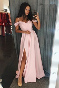 653 Best Pink evening gowns images  a089f46f380f