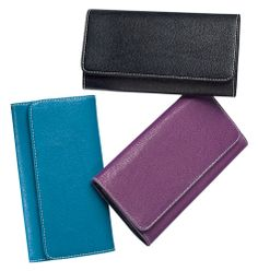 Avon: Super Fashion Wallet. I have one in blue in stock. $9.99. Contact me.