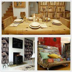 Que tal decorar sua casa com sua paixão?! | Apaixonadas por Livros