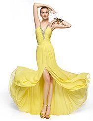 Pronovias te presenta su vestido de fiesta Zada de la colección Largos 2013. | Pronovias