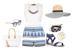 Shorts Contest by freida-adams on Polyvore featuring polyvore, fashion, style, BCBGMAXAZRIA and clothing