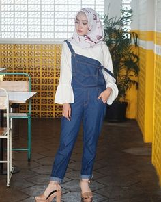 Hijab Fashion Inspiration by Sinta Sri Antan - Beautiful Indonesian Hijabers