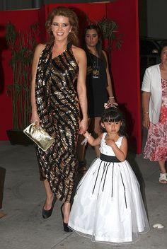La hija de Alicia Machado es toda una señorita ¡mira cómo ha crecido!