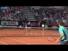 Video: Federer's Sensational Get Point